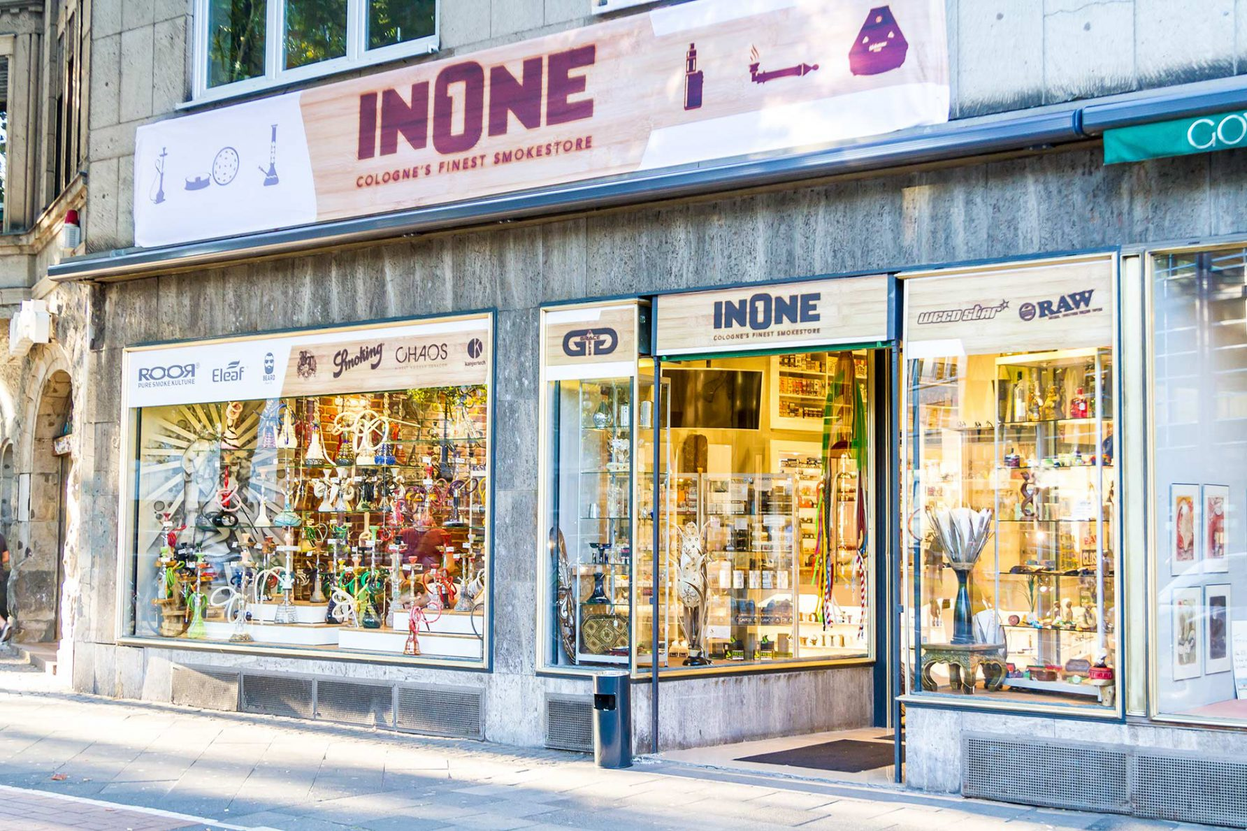 InOne Headshop Köln